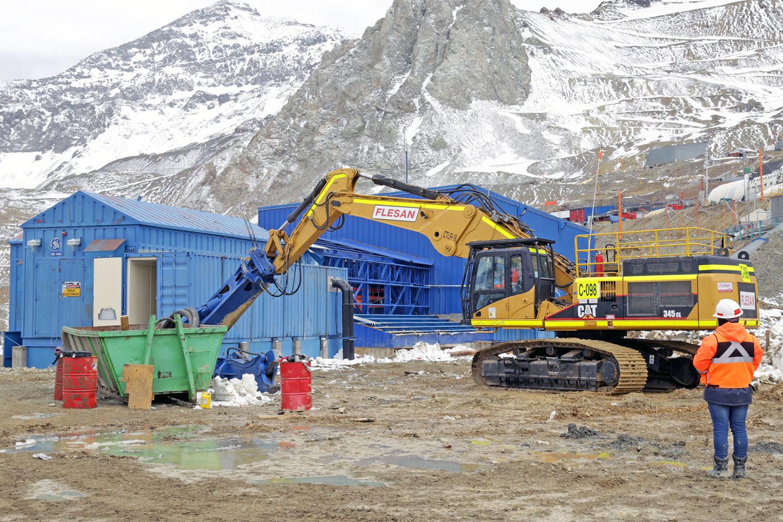 Ventajas de las nuevas metodologías para demoliciones de Flesan Minería