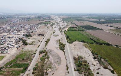 """Adjudicación del Proyecto """"Defensas Ribereñas del Río Matagente"""" al Consorcio Icafal-Flesan por la Autoridad para la Reconstrucción Con Cambios (ARCC)"""